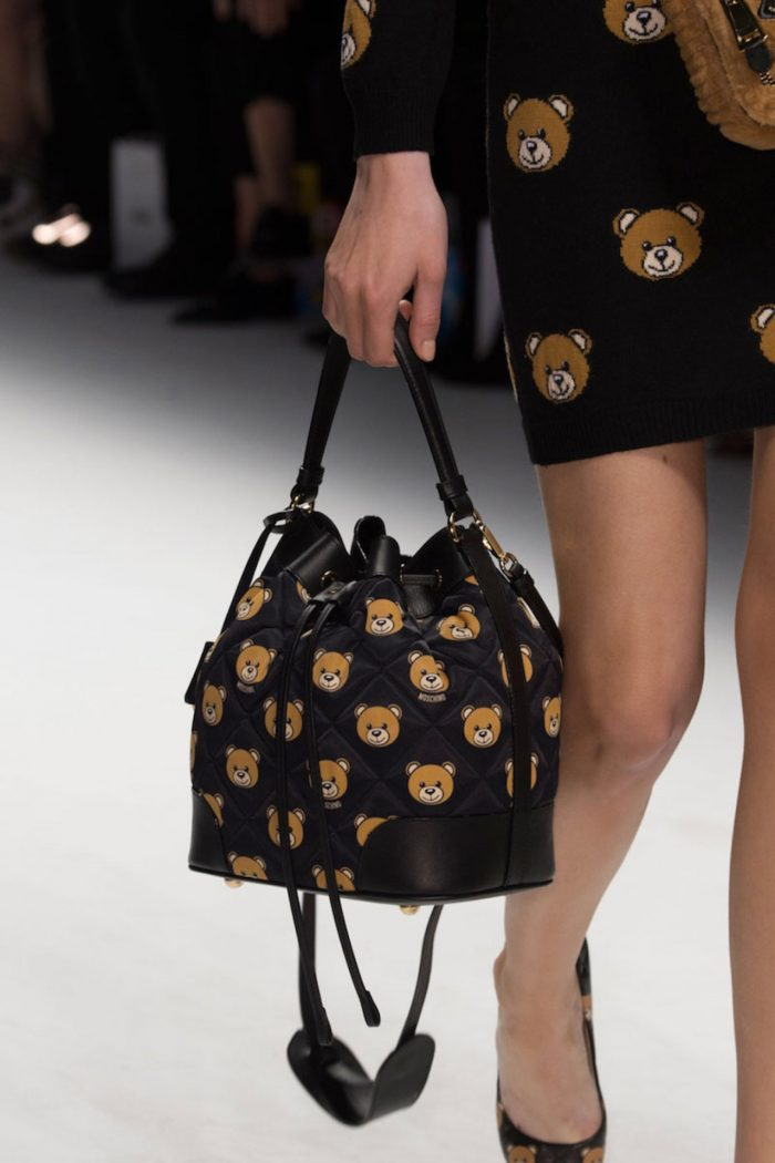 Moschino Fall 2015 – Teddy Bear Bag