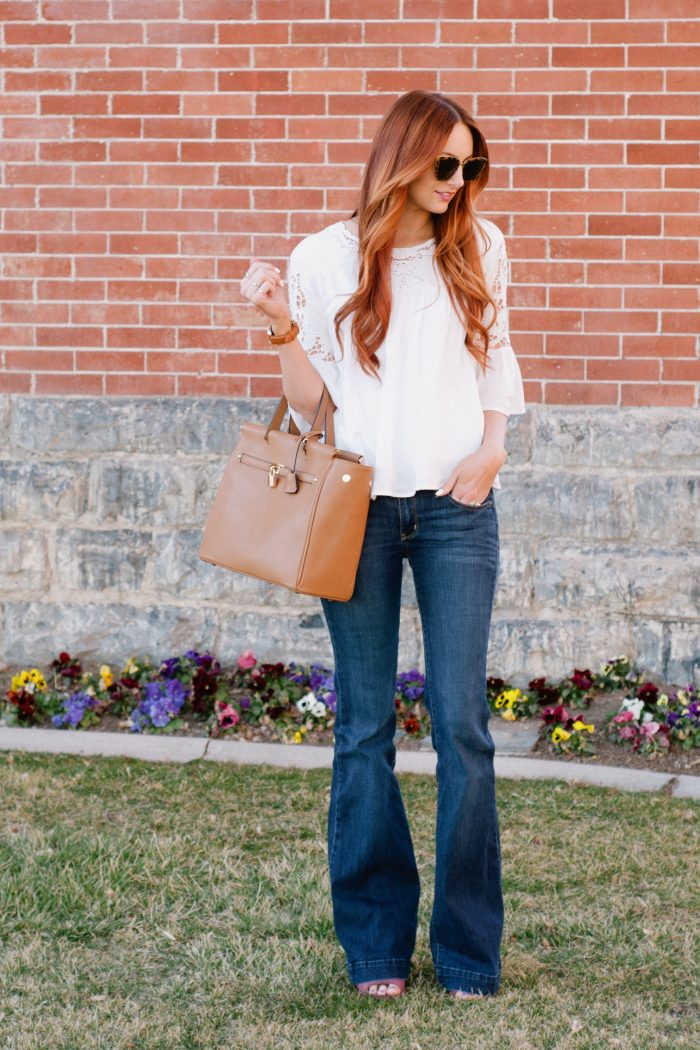 Flares are Back – Little J Style
