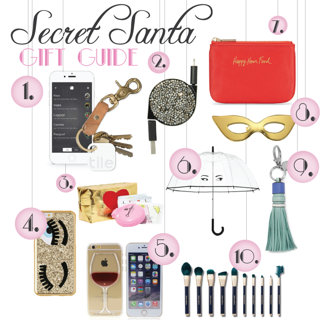 fox and gypsy: {under $50} Secret Santa Gift Guide
