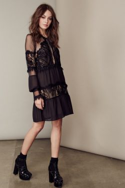 ALEXA MINI DRESS – For Love & Lemons