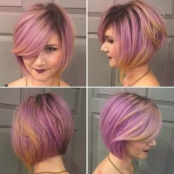 18 Beautiful Short Hairstyles for Round Faces 2016   Pretty Designs