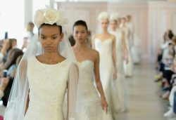 Bridal Fashion Week Wedding Dress Trends Spring 2016 | POPSUGAR Fashion
