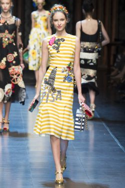 Dolce & Gabbana Spring 2016 Ready-to-Wear – Vogue
