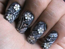 Easy Flower Nail Art Designs For Beginners – Womenitems.Com