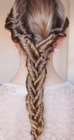 elegant braid – Hairstyles and Beauty Tips