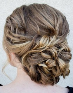 20 Fabulous Chignon Bun Hairstyles for Wedding & Prom – Meet The Best You