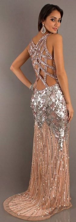 Glamour Evening Dresses | ALL FOR FASHION DESIGN