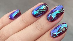 Glass Nail Art Trends