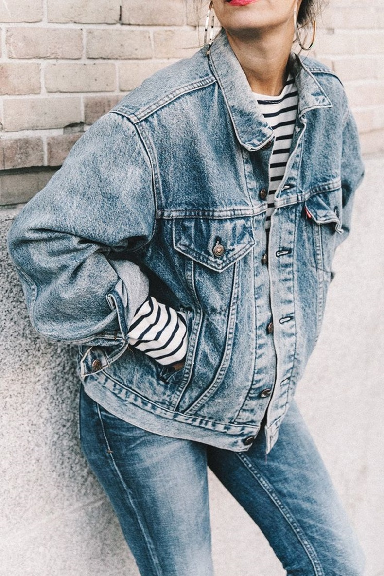 Inspiration | Denim – La Bloguera Pelirroja