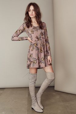 OJAI MINI DRESS – For Love & Lemons