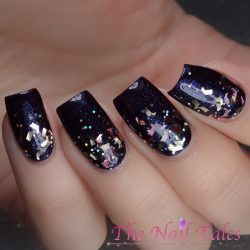 OPI Starlight Gradient by Holly C | Preen.Me