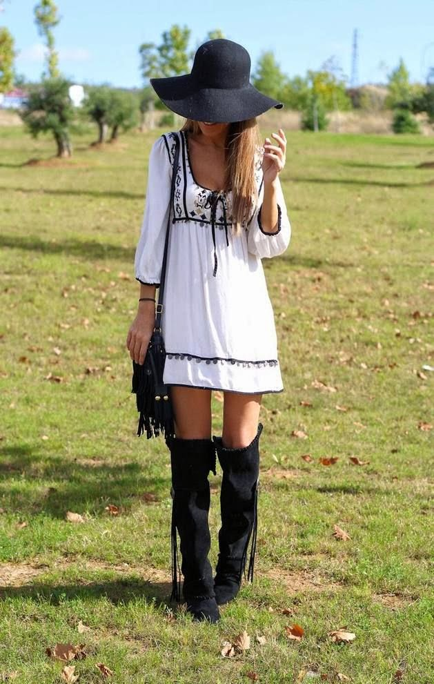 Thrift and Shout: Trending Tuesday: Boho Chic