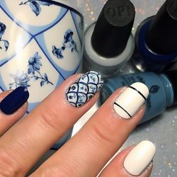 @ohmygoshpolish Nail-Spiration