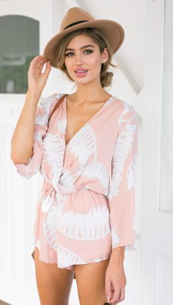 Miriam Playsuit – Mura Boutique