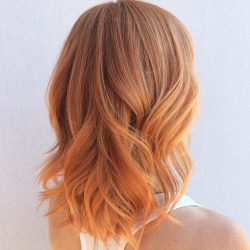 Perfect Strawberry Blonde