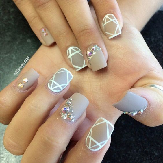 8 Unique Nail Designs for 2016