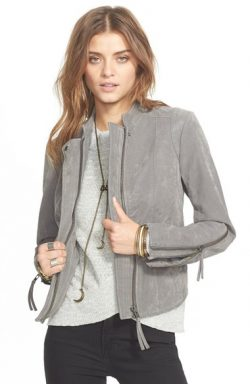 Free People Faux Leather Jacket | Nordstrom