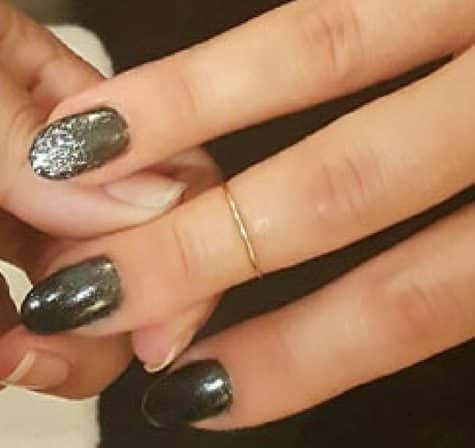 Manicurist Mar y Soul Talks Ashley Graham's VMAs Mani