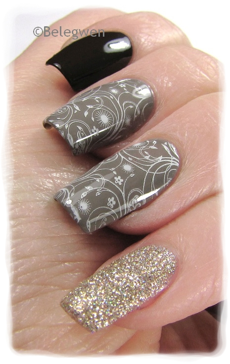 Nail Art by Belegwen: W Series