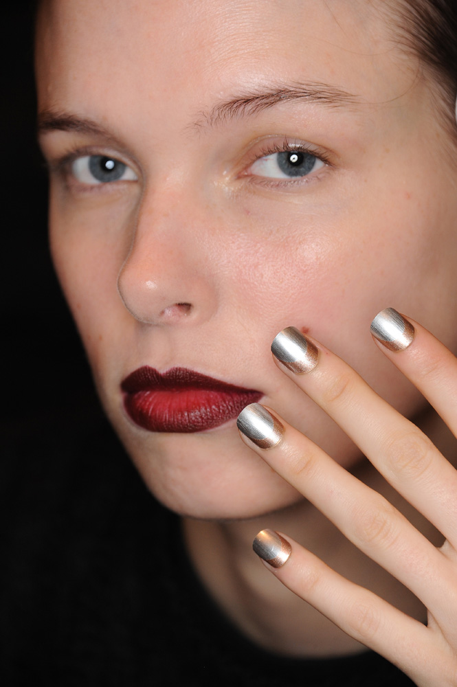 NYFW Nails Fall 2016: Morgan Taylor at Creatures of the Wind – NAIL IT!