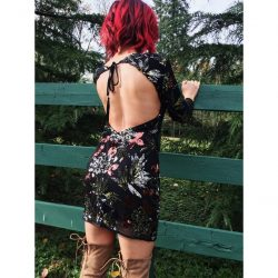Dancing In The Dark Dress – Finders Keep Hers Boutique
