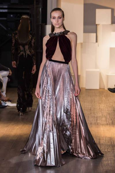 Dany Atrache Fall 2016 Couture collection