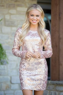 Dare To Dazzle Dress  – The Pink Lily