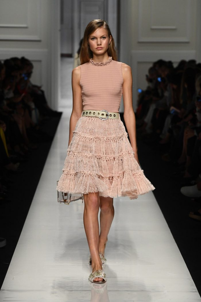 ERMANNO SCERVINO SPRING SUMMER 2017 WOMEN'S COLLECTION