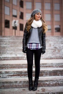 Winter Chic by Pam Hetlinger